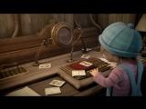 Интересный Короткометражный Мульт - Девочка и Жнец