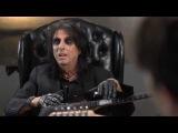 Элис Купер (Alice Cooper) вспоминает Кита Муна (The Who) - 2013