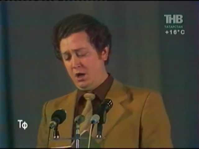 Рафаэль Сахабиев - Бу җирләрдән синсез китмим