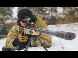 Искусство и история - снайпинга. / Лучшая снайперская винтовка (СВ-98)