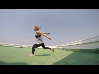 Red Bull Art of Motion 2017 Aleksandra Shevchenko
