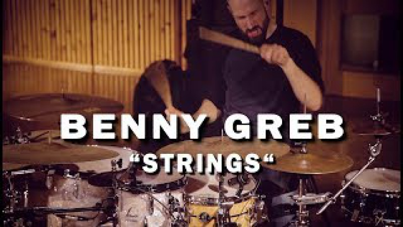 "Meinl Cymbals – Benny Greb ""STRINGS"""