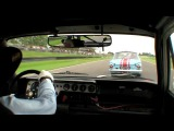 Stirling Moss in a Lotus Cortina