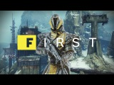 Destiny 2 - 5 Minutes Of Dawnblade Warlock Gameplay On Vostok - IGN First