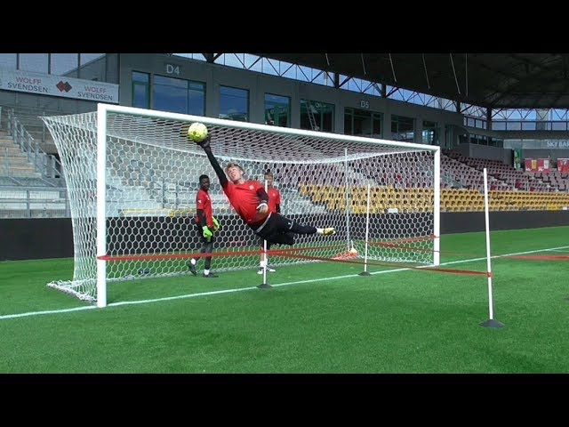 Goalkeeper Training Super Liga Dinamarca