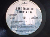 Coke Escovedo - I Wouldn't Change A Thing