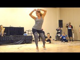 Jorjet Alcocer - Pachanga Workshop Demo at the 2016 LA BKS