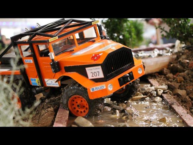 RC Truck Trail - Erlebniswelt Modellbau Kassel 2016