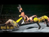 FULL MATCH  Evolution vs The Dudley Boyz  WWE World Tag Team Title Tables Match (Royal Rumble 2004)