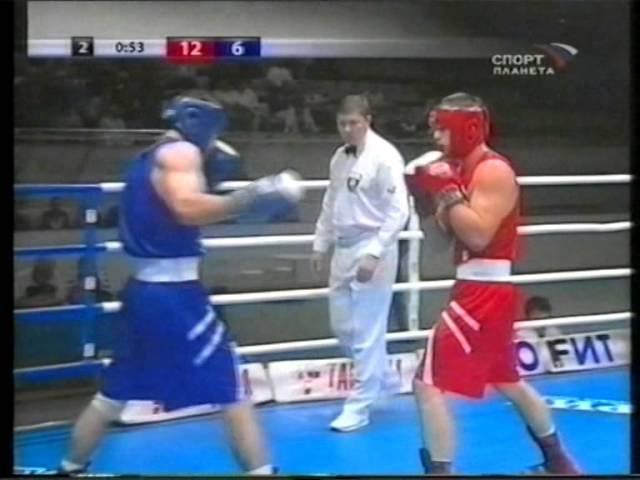 Евгений Романов Рахим Чахкиев Чемпионат России 2005 п ф 91 кг