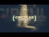 Circular Slideshow - Modern Elegant Parallax Opener | After Effects Template