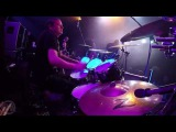 INFERNAL WAR@Spears of Negation -Stormblast-Live in Poland 2016 (Drum Cam)