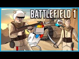 BATTLEFIELD 1 BETA FUNNY MOMENTS #2! - MINECRAFTING PEOPLE, MESSING WITH NOOBS, AND MORE RAGE!