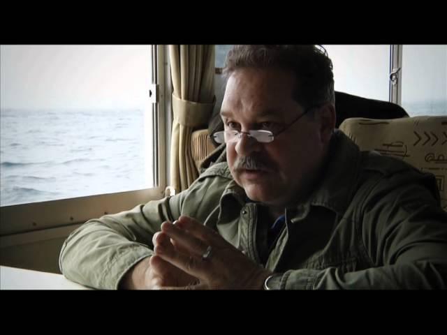 Командорские острова. Фильм Затевахина (часть 1)