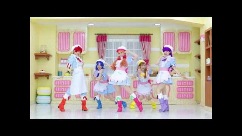 【プリアラOP】SHINE!! キラキラ☆プリキュアアラモード【踊ってみた】