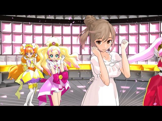 【さとうささら】夢は未来への道(Go!プリンセスプリキュア後期ED)【CeVIOカ12496