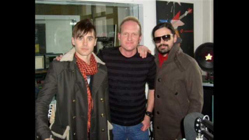 30 Seconds To Mars - Full Interview - Star.fm - 16/03/2010 [1/4]