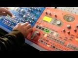 Electribe EMX vs ESX and glitched psy sounds