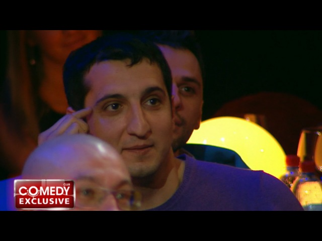 Арарат Кещян в Comedy Club. Exclusive (06.04.2014)