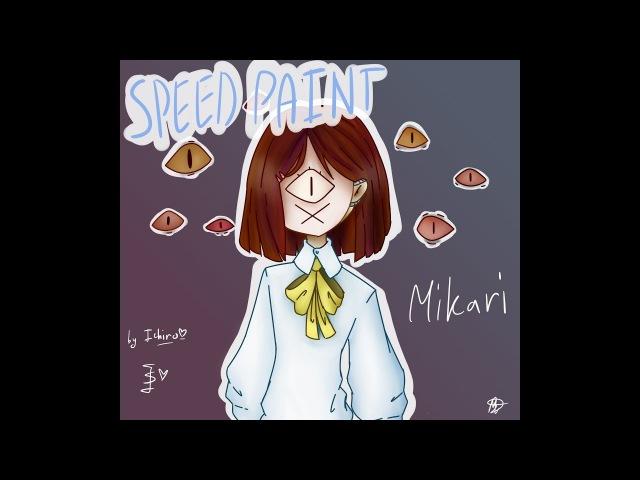 Mikari SpeedPaint