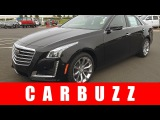 Unboxing 2017 Cadillac CTS - The Best-Handling Luxury Sedan You Can Buy