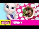 Talking Angela Healthy Vegan Ice Cream Yummy Recipe