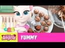 Talking Angela Vegan Chocolate Power Balls Yummy Recipe