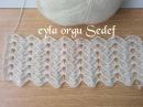 Gelin Yeleği anlatımı*bride's crochet