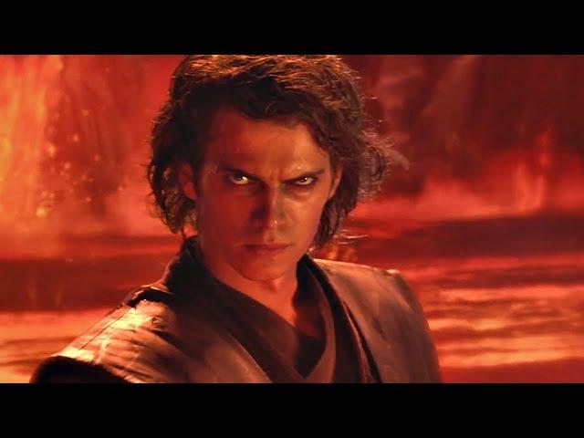 Энакин Скайуокер (Дарт Вейдер) против Оби-Вана Кеноби. ЧАСТЬ 3. Звёздные войны: Эп ...