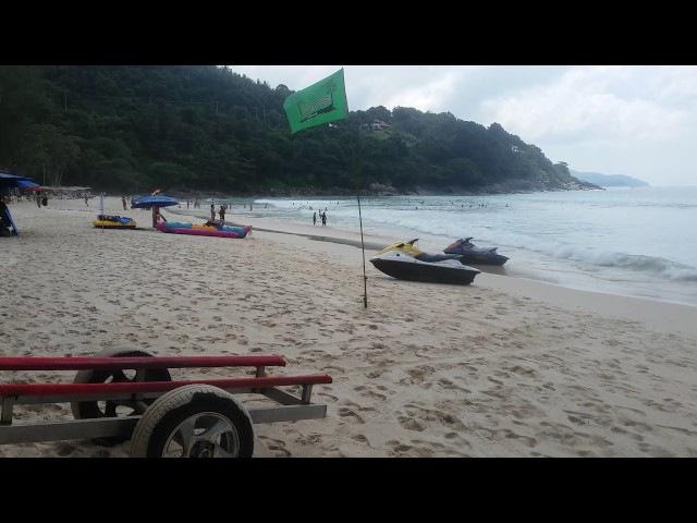 Идеальный пляж Karon Noi.Phuket Карон Ной