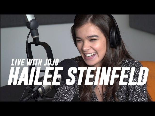 Hailee Steinfeld Live With JoJo