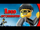 LEGO City Prison Island  Walkthrough Lego City Undercover episode 5