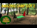 Amazing Wilderness Camp Cot - Overnight Test In The Wild
