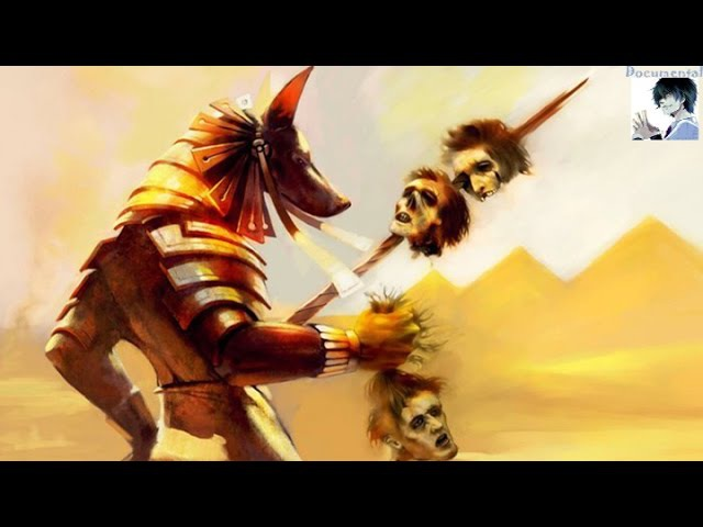 Древнеегипетская Книга мёртвых (Часть 3 из 4) (720p)
