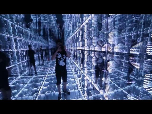Infinity V2 (Tiles of virtual space ). Teaser 1.