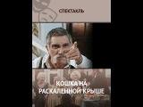 КОШКА НА РАСКАЛЕННОЙ КРЫШЕ(1989) С участием Армена Джигарханяна, Эммануила Виторгана