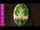 Салат «Белая Береза» Оригинальный Салат | Salad «White Birch» Recipe, English Subtitles