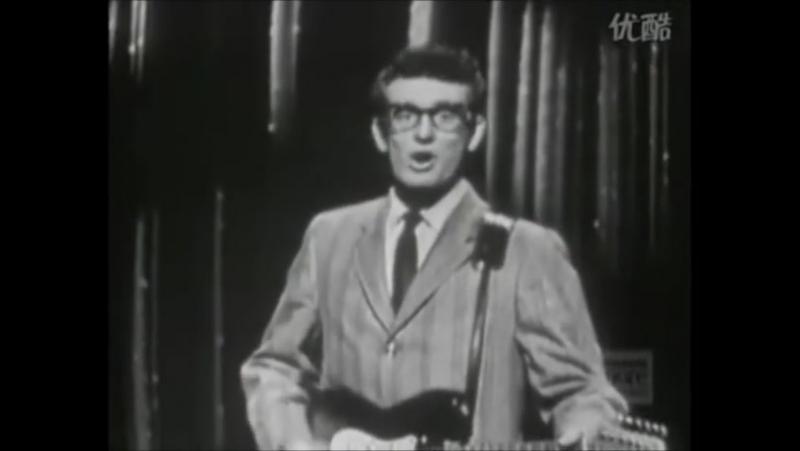 BUDDY HOLLY - LIVE 1957 - Oh Boy