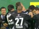 2009 - 2010 Sezonu - Beşiktaş-Medipol Başakşehir dakika 43 gol Bobo