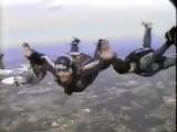 Как похудеть на пару килограмм за один прыжок с парашютом