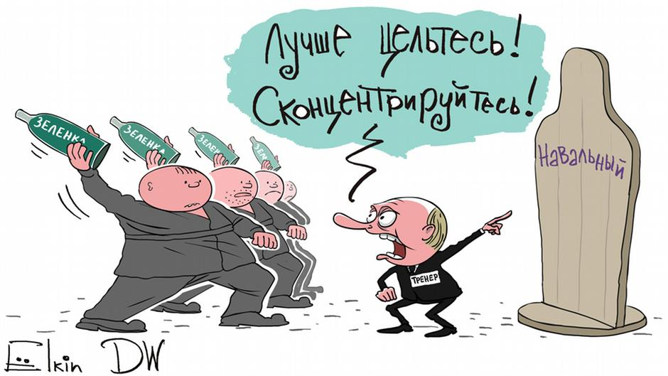 О моем отношении к Навальному