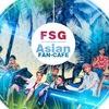Karaoke k-pop. FSG Asian fan-cafe