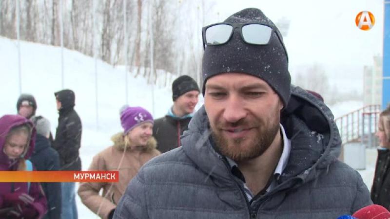 Призёр Олимпийских игр Алексей Петухов собирается вернуться в Мурманск