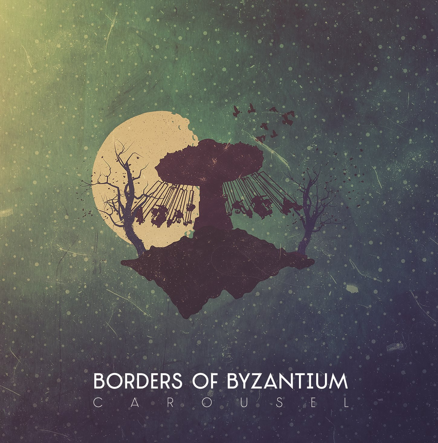 Borders of Byzantium - Carousel [EP] (2016)