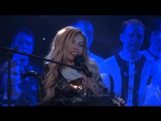 Юлия Самойлова исполнила в Перми песню, которую должна была петь на Евроведении