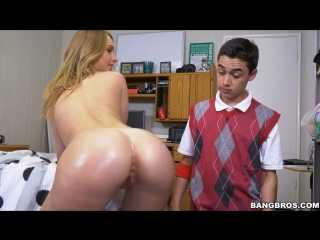 Daisy stone (amazing campus ass)[2017, amateur, big ass, big booty, cum in mouth, cum shot, vaginal, white, young, hd 1080p]