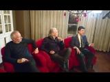 Три великих итальянца Riccardo Fogli, Maurizio Fabrizio, Fabio Pirola