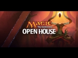 Научитесь играть в Magic: The Gathering на Magic Open House