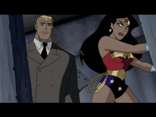 S1e25 - The Savage Time (Part Two)   Justice Leagues / Лига Справедливости - 25 серия, 1 сезон
