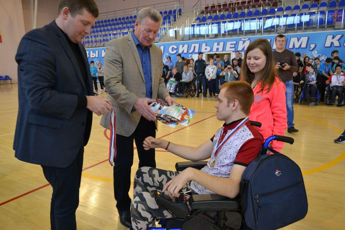 Рязанская команда заняла второе место на чемпионате России по бочча